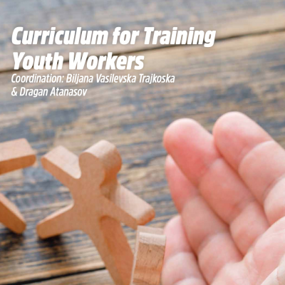 Curriculum for Training Youth Workers now available!
